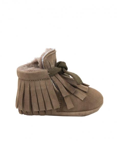 Badana Bebe ELI Flecos Camel