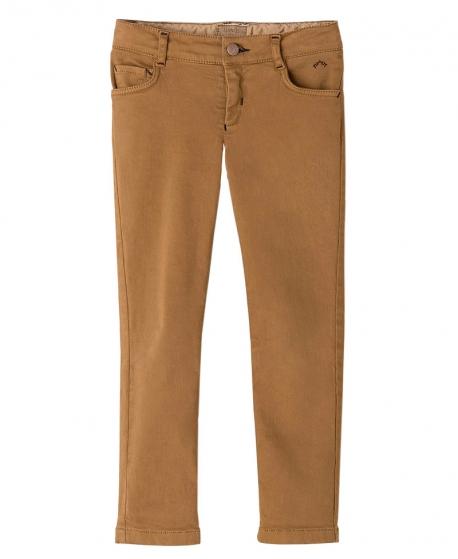 Pantalon Loneta Tostado NANOS Niño