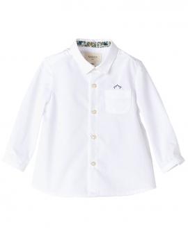 Camisa Viella Blanco NANOS Bebe Niño