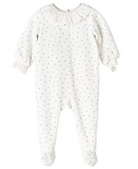 Pijama Natural NANOS Bebe Estrellas
