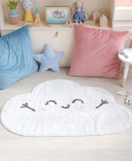 Alfombra Lavable LORENA CANALS Happy Cloud