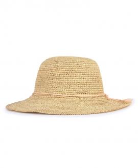 Sombrero Niña CHLOÉ Rafia Trenzada