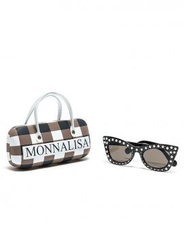 Gafas Niña MONNALISA Negro Perlas