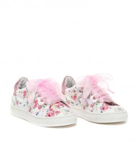 Sneakers Niña MONNALISA Lola Bunny Rosas