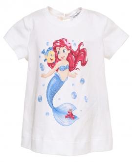 Camiseta Bebé Niña MONNALISA La Sirenita