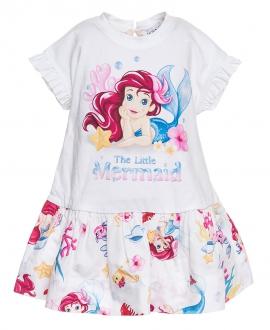 Vestido Bebé Niña MONNALISA La Sirenita