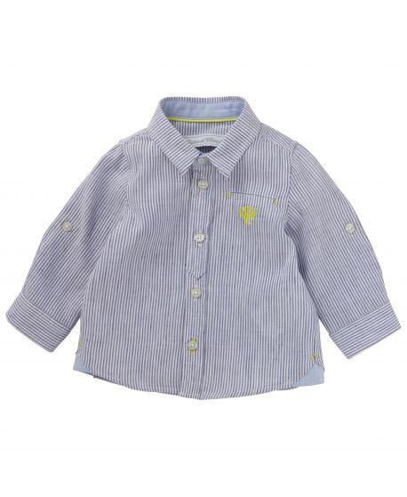 Camisa Tartine et Chocolat Bebé Niño Azul