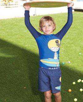 Camiseta Niño LITTLE MARC JACOB Lycra anti-UV