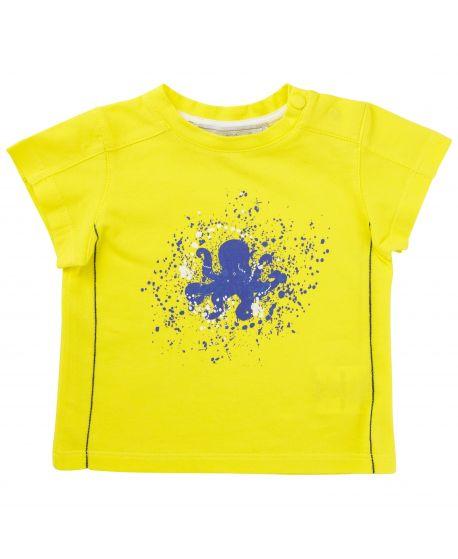 Camiseta Tartine et Chocolat Bebé Niño Amarilla