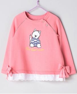 1c39c6aae Chaquetas niña  Jerseys y chaquetas de niña - Ro Infantil