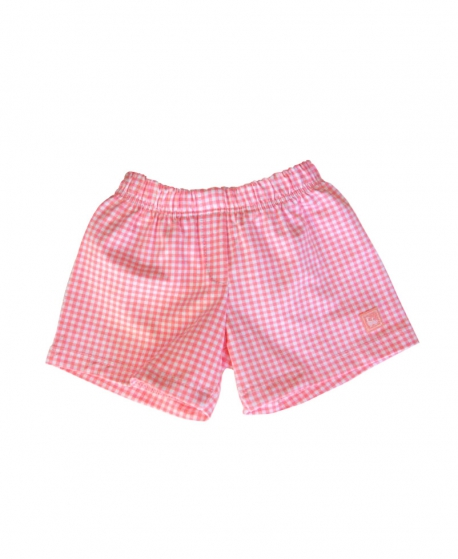 Patos Coral Infantil Niño Agua Vichy Boxer Ro Baño Al 4qAj5RL3