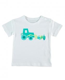Camiseta Niño AL AGUA PATOS Hierbas