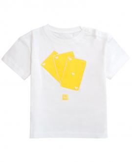 Camiseta Niño AL AGUA PATOS Corazones