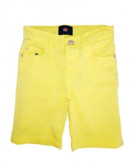 Pantalón Corto Niño BUGATTI Amarillo