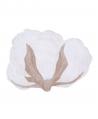 Alfombra Lavable LORENA CANALS Cotton Flower 120x130