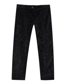 Pantalón Niña TARTINE ET CHOCOLAT Negro Glitter