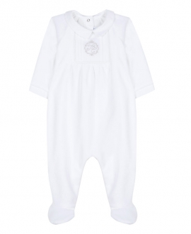 Pijama Bebe TARTINE ET CHOCOLAT Blanco TC Bordado