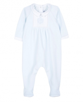Pijama Bebe TARTINE ET CHOCOLAT Azul TC Bordado