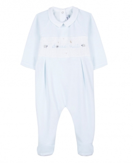 Pijama Bebe TARTINE ET CHOCOLAT Azul Ovejitas