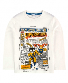 Camiseta Niño LITTLE MARC JACOB Supermarc