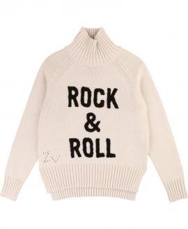 Jersey Niña ZADIG & VOLTAIRE Cuello Rock & Roll