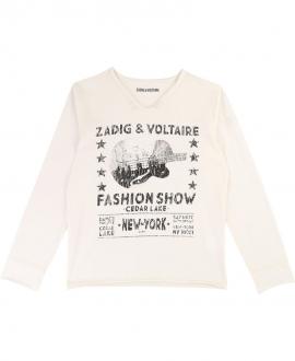 Camiseta Niño KARL LAGERFELD Fashion Show
