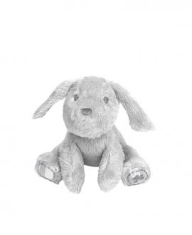 Peluche Tartine et Chocolat Lucien The Dog Gris (12cm)