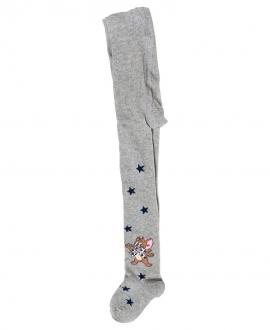 Panty Niña MONNALISA Gris Jerry Estrellas