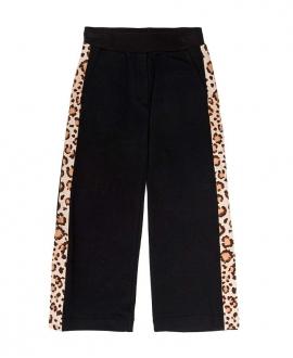 Pantalón Niña MONNALISA Franja Leopardo