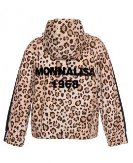 Sudadera Niña MONNALISA Leopardo