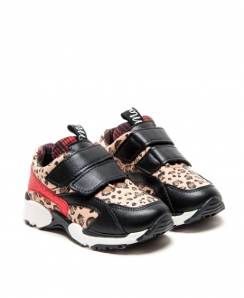 Sneakers Niña MONNALISA Glitter