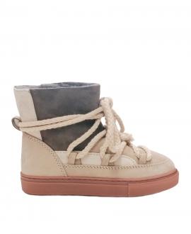 Sneaker Niña INUIKKI Beige