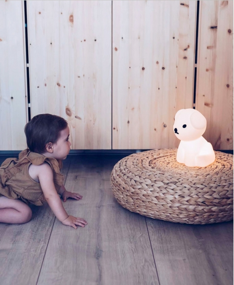 Lampara Infantil Snuffy Primera Luz