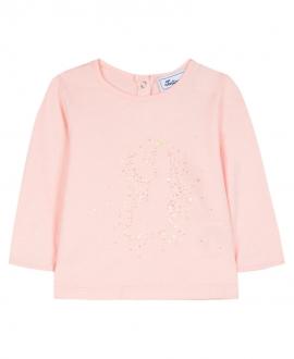 Camiseta Bebe Niña TARTINE ET CHOCOLAT Nude Constelación