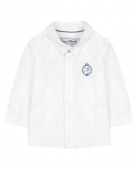 Camisa Bebe Niño TARTINE ET CHOCOLAT Monograma TC
