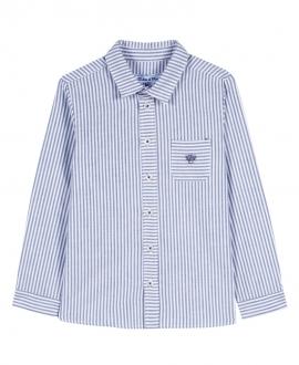 Camisa Niño TARTINE ET CHOCOLAT Oxford Rayas Marino