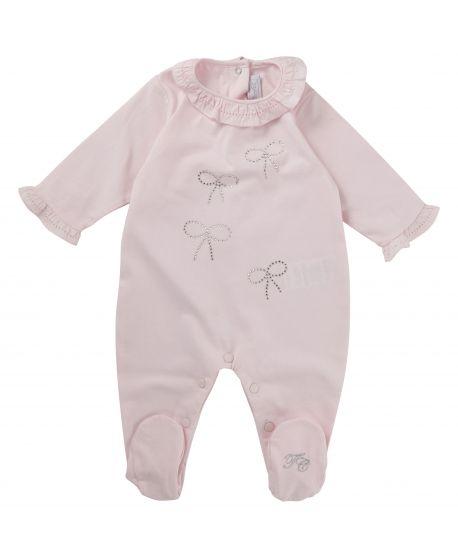 Pijama Tartine et Chocolat Bebé Rosa Lazos