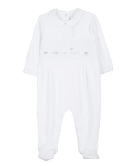 Pijama Bebé TARINE ET CHOCOLAT Terciopelo Dulces Sueños