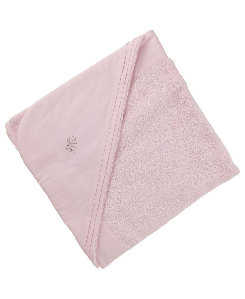 Capa de ba o tartine et chocolat beb rosa palo ro infantil - Capa bano bebe ...