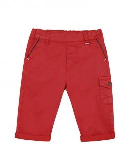 Pantalón Bebé Niño TARTINE ET CHOCOLAT Rojo Bolsillo
