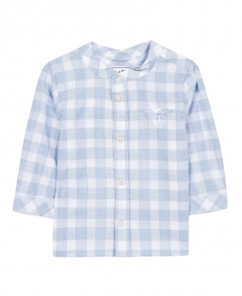 Camisa Bebé Niño TARTINE ET CHOCOLAT Azul Cuadros