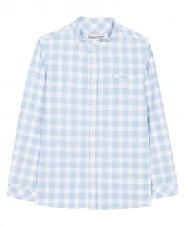 Camisa Niño TARTINE ET CHOCOLAT Azul Cuadros