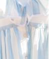 Vestido Bebé Niña TARTINE ET CHOCOLAT Rayas Celeste