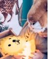 Lampara Infantil Lion Primera Luz