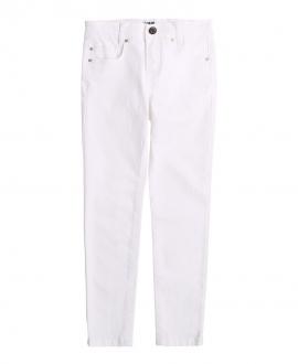 Pantalón Niña KARL LAGERFELD Blanco
