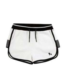 Short Niña KARL LAGERFELD Blanco Sport