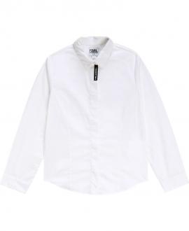 Camisa Niña KARL LAGERFELD Blanca
