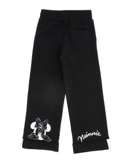 Pantalón Niña MONNALISA Negro Minnie