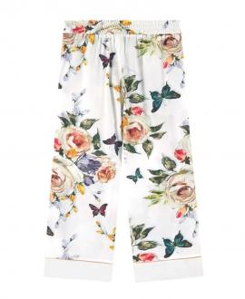 Pantalón MONNALISA Fluido Flores