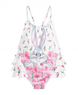 Bañador Niña MONNALISA Bugs Bunny